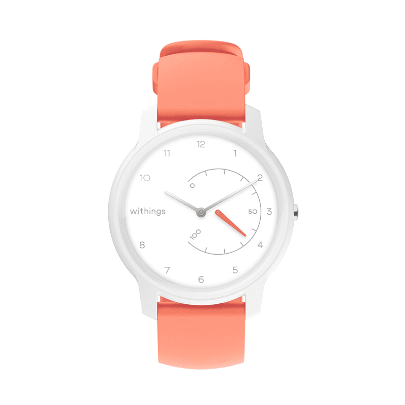 Withings Move Coral