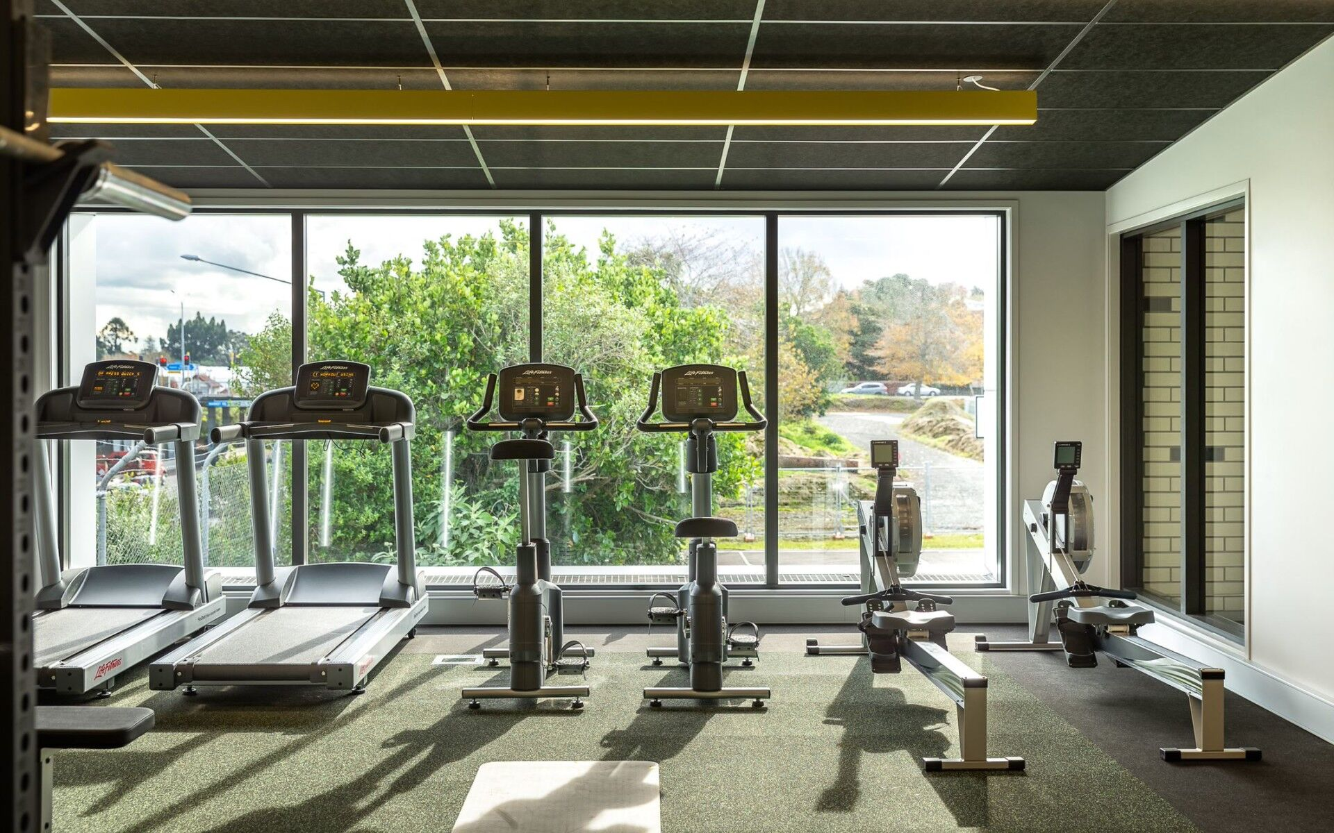 Dilworth sports centre gym