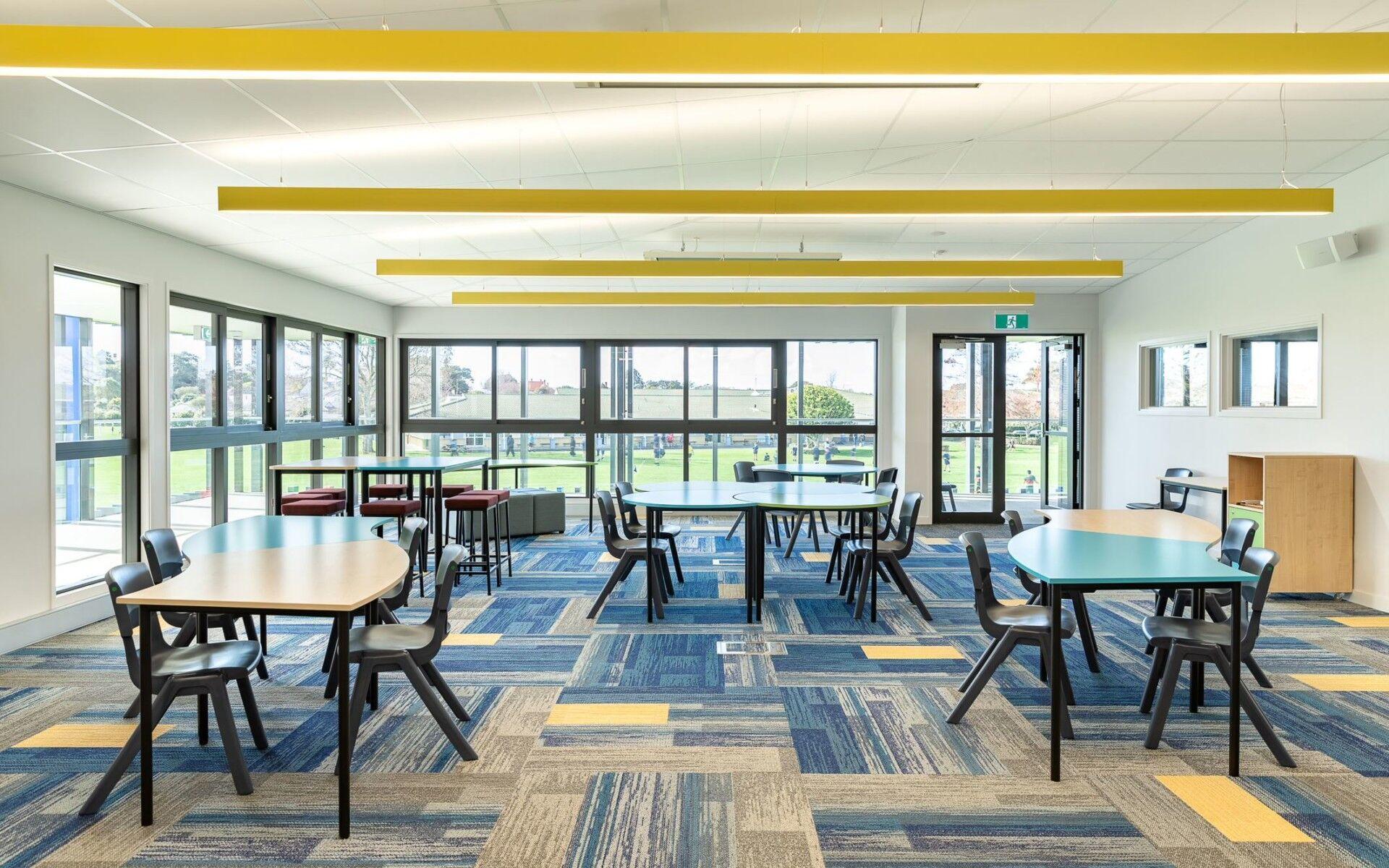 Dilworth sports centre multi purpose room