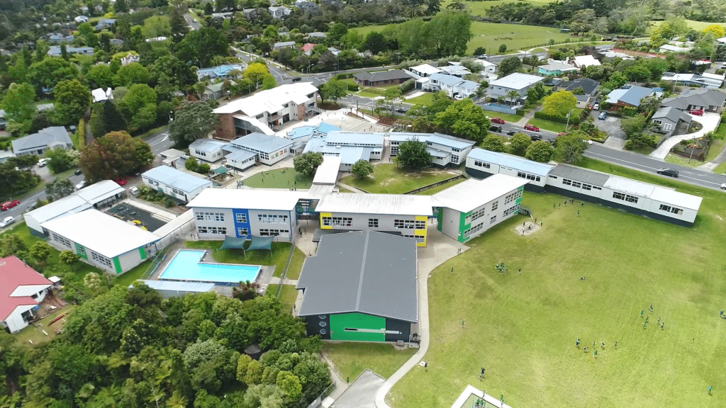 Greenhithe School Aerial