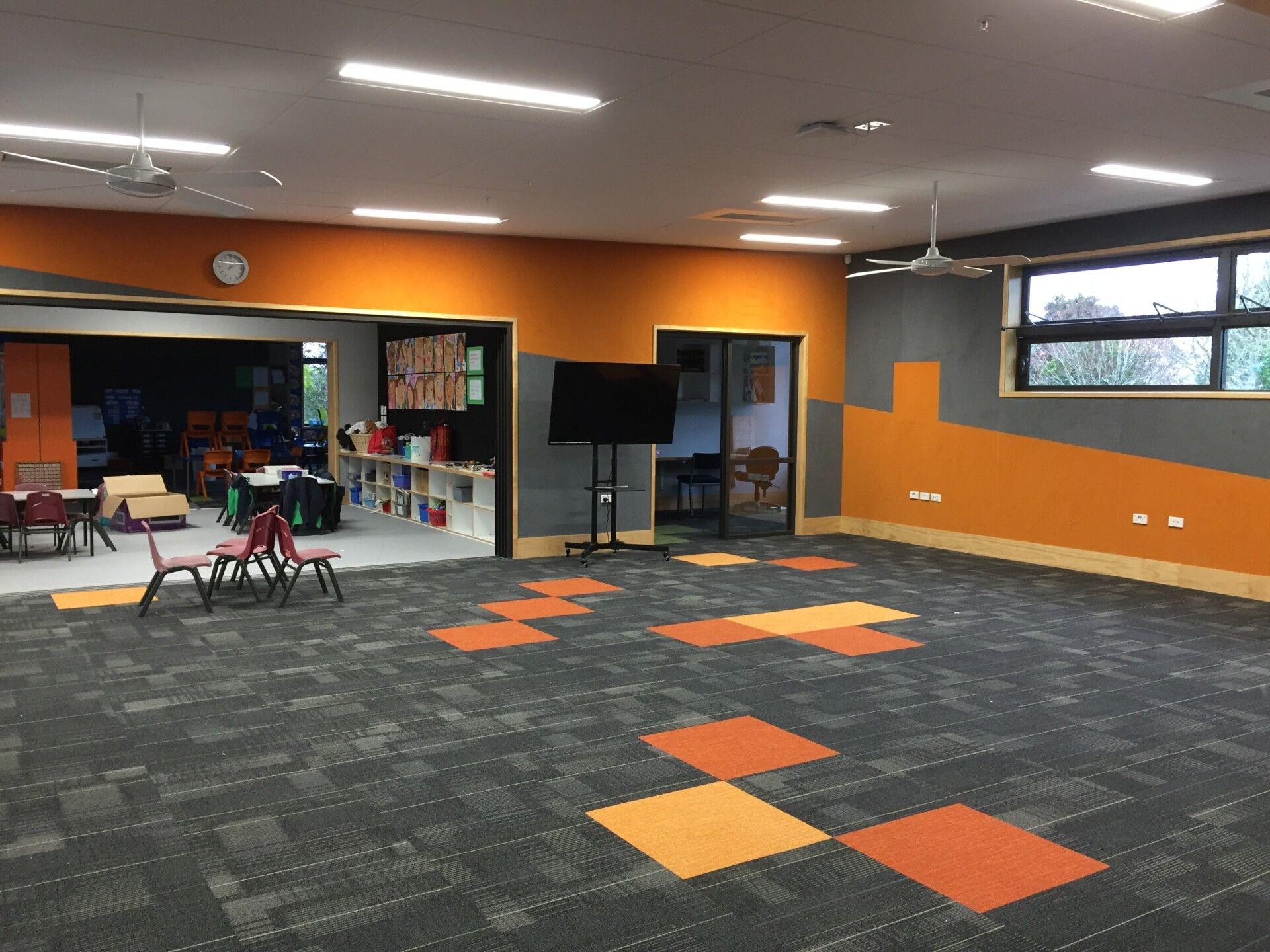 Greenhithe School Interior