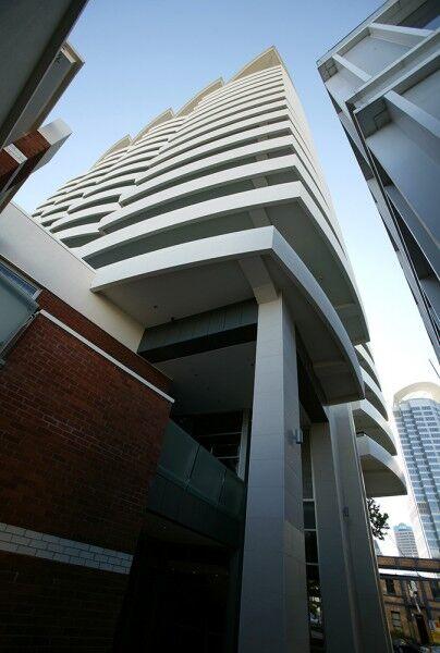 Hyatt Residences exterior