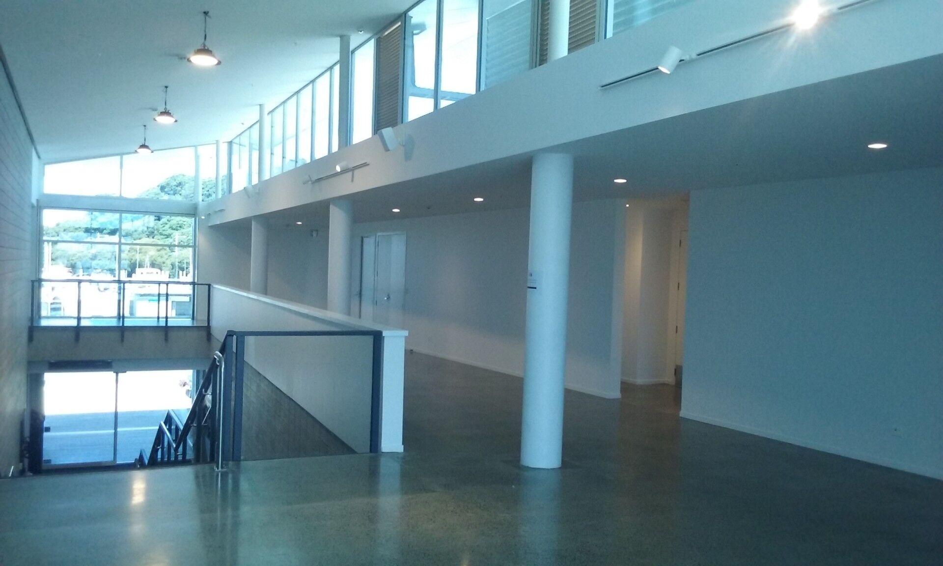 Hyundai Marine Sports Centre interior