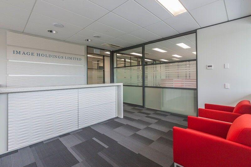 Image Holdings reception
