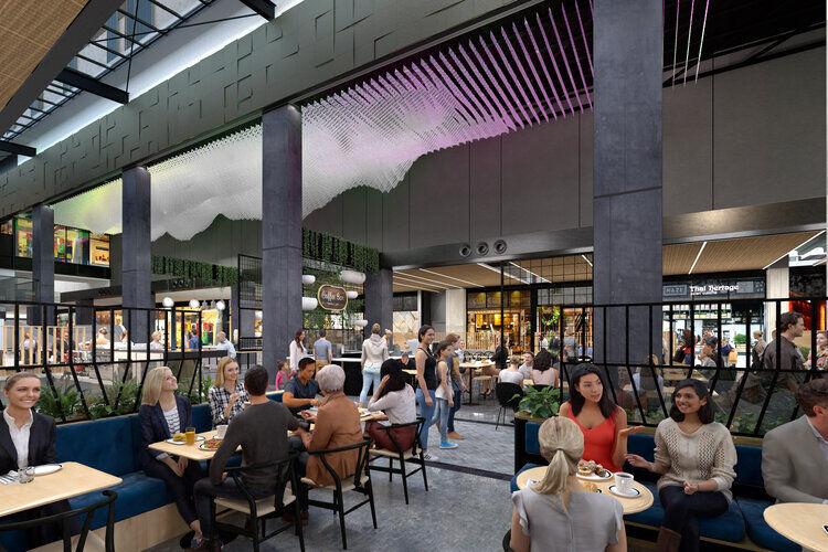 Invercargill city centre vision