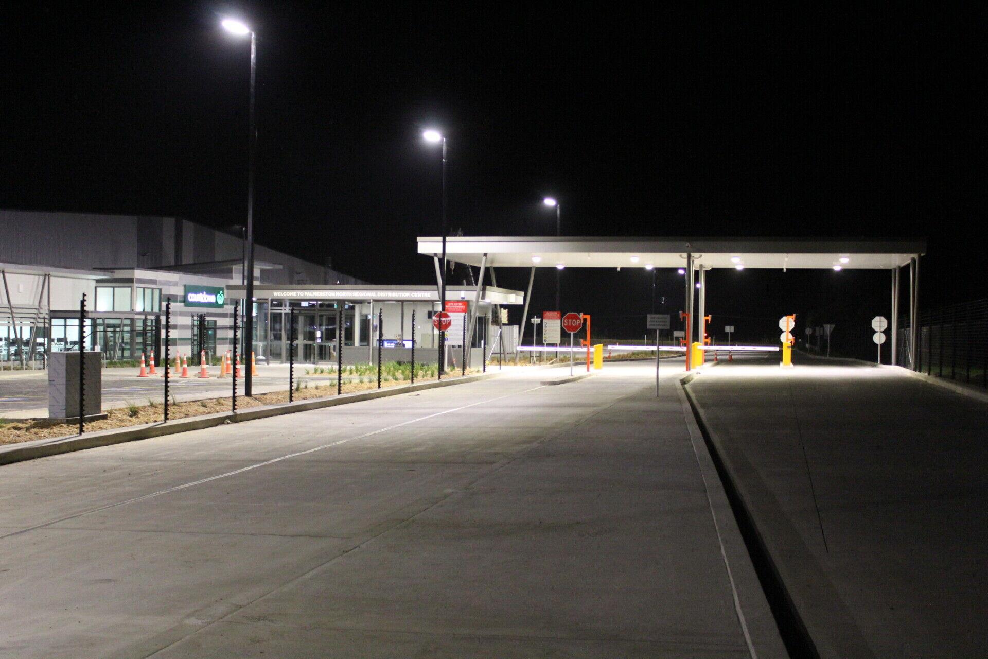 PRDC entrance