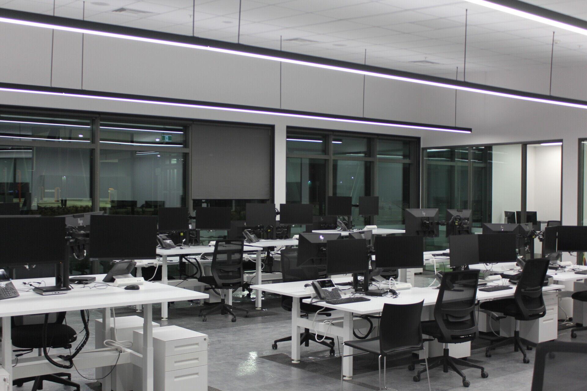 PRDC offices