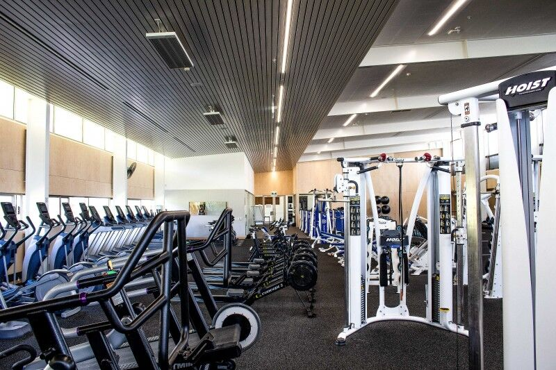 Saint Kentingern college gym