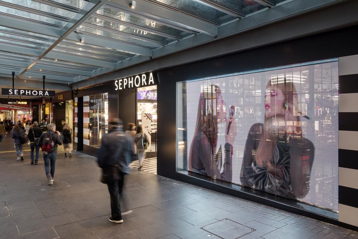 Sephora canopy
