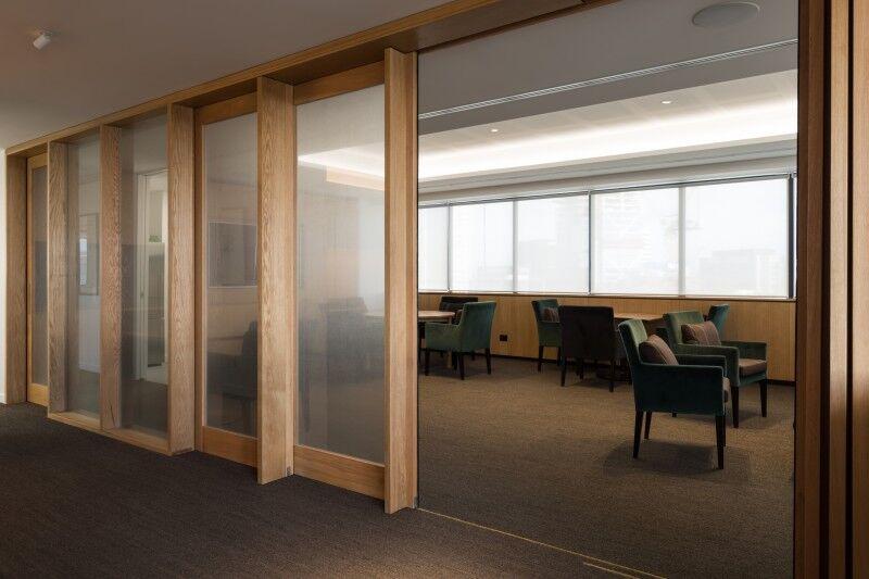 Shortland chambers meeting room