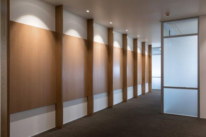Shortland chambers hallway