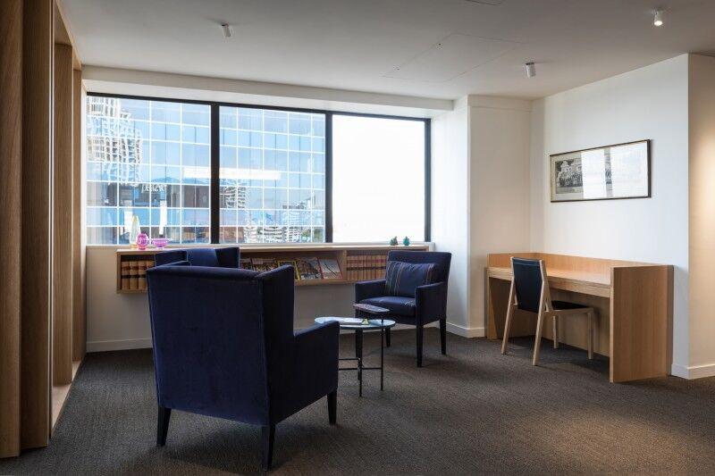 Shortland chambers small meeting room