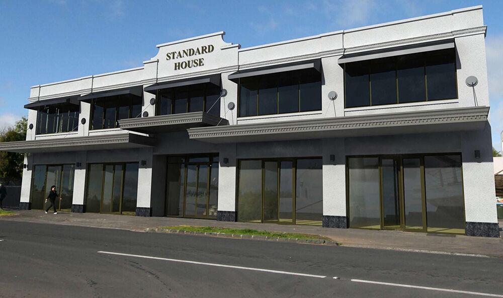 Stokes Road exterior