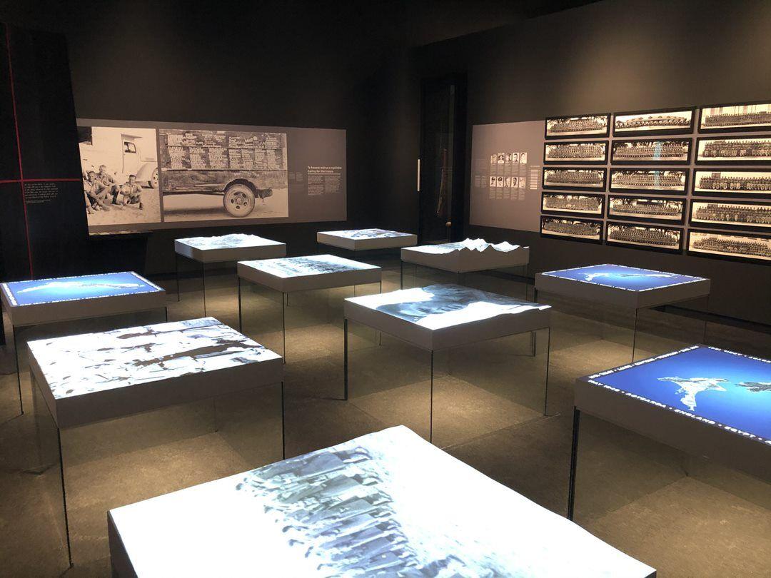 Te Rau Aroha Exhibition