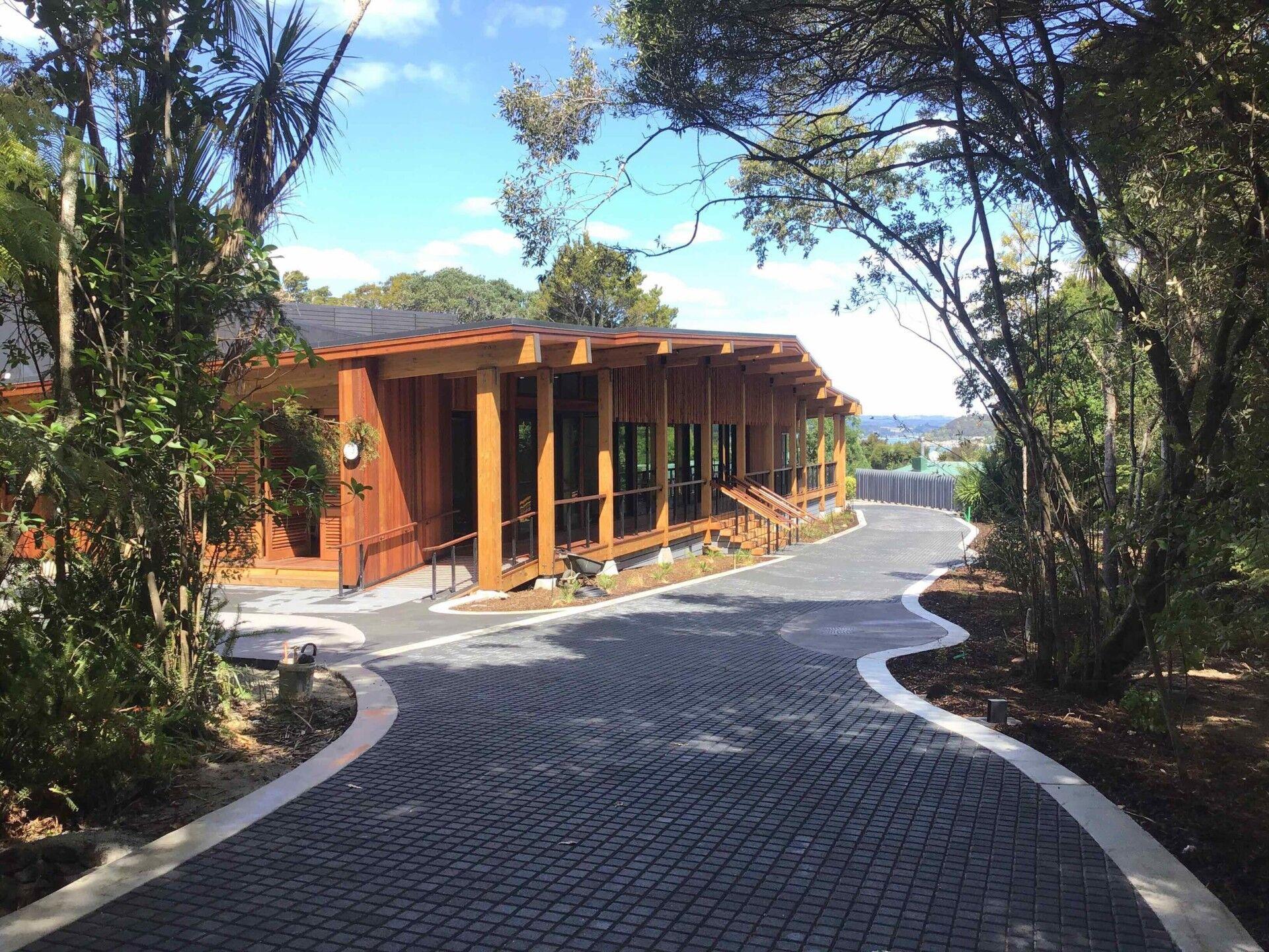 Te Rau Aroha Walkway