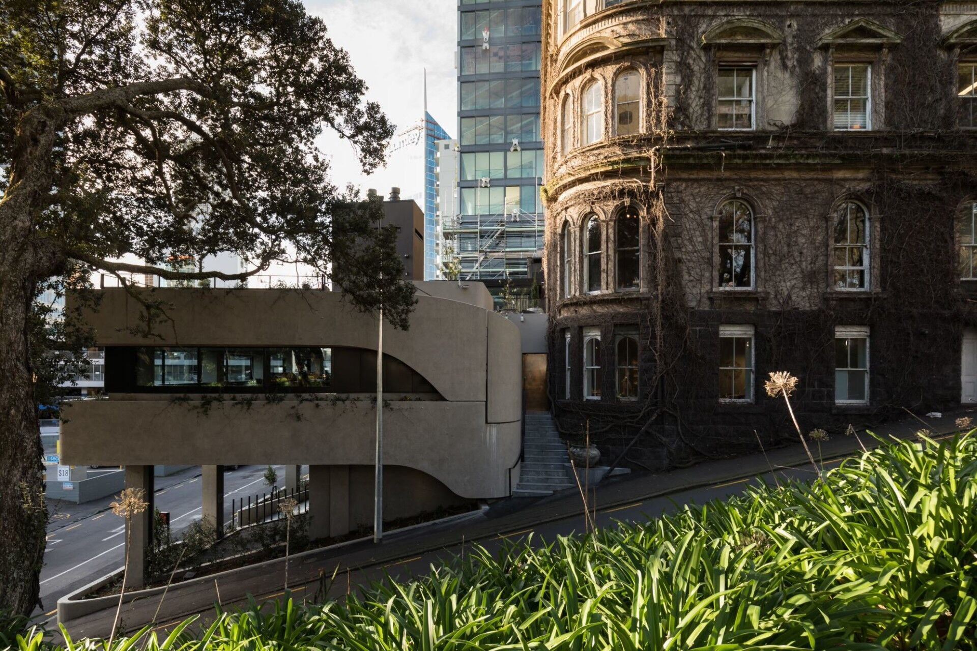 bankside extension northern club street view