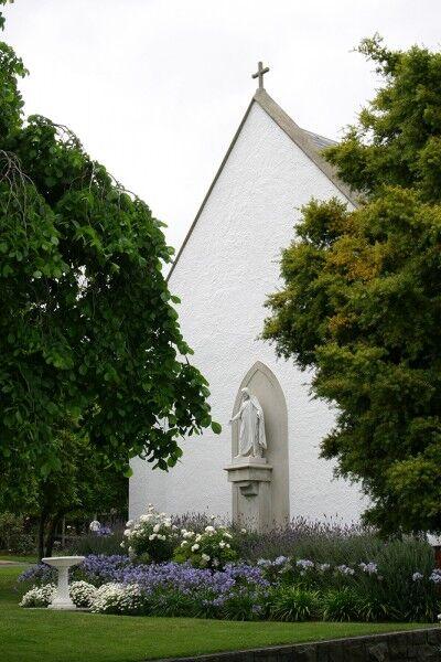 diocesan school for girls chapel exterior