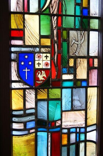 diocesan school for girls chapel window