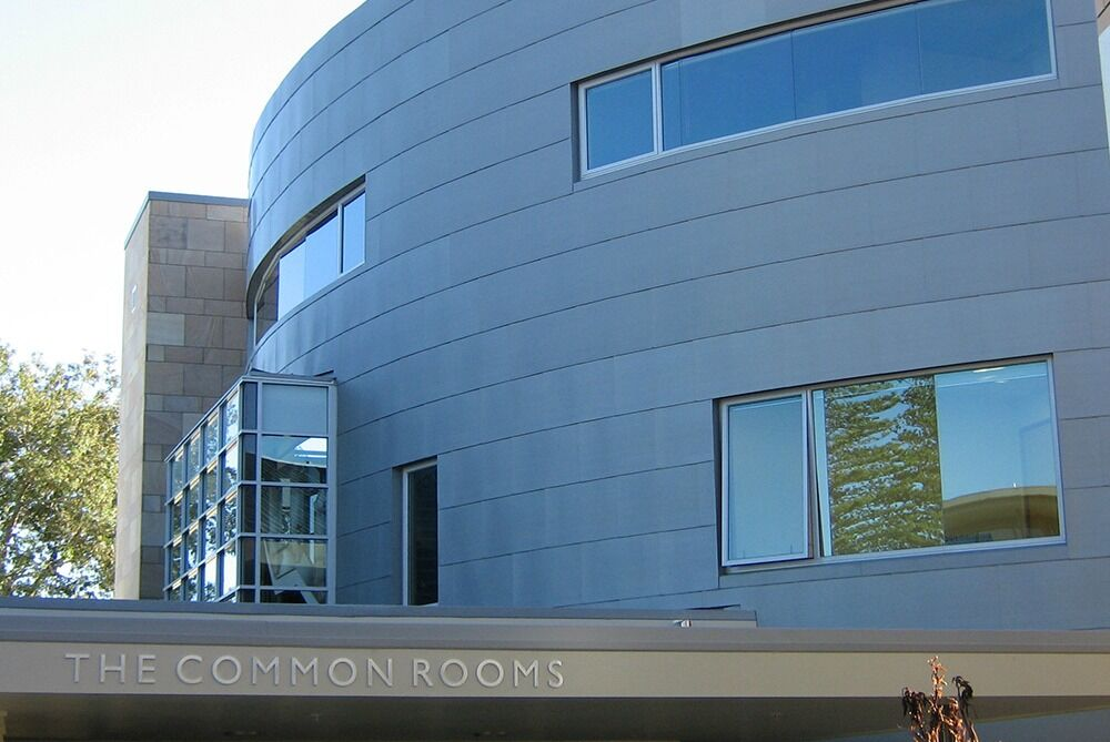 diocesan school for girls common room exterior