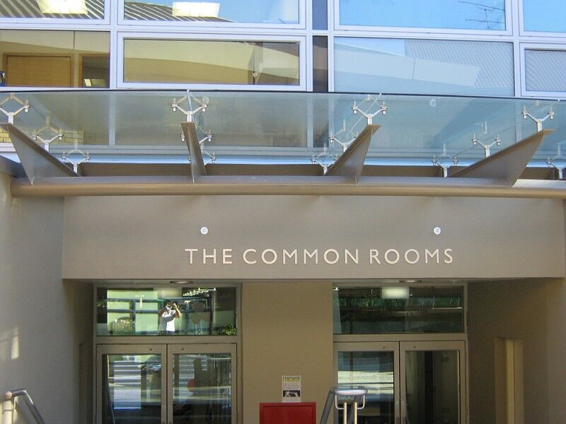 diocesan school for girls common room entrance