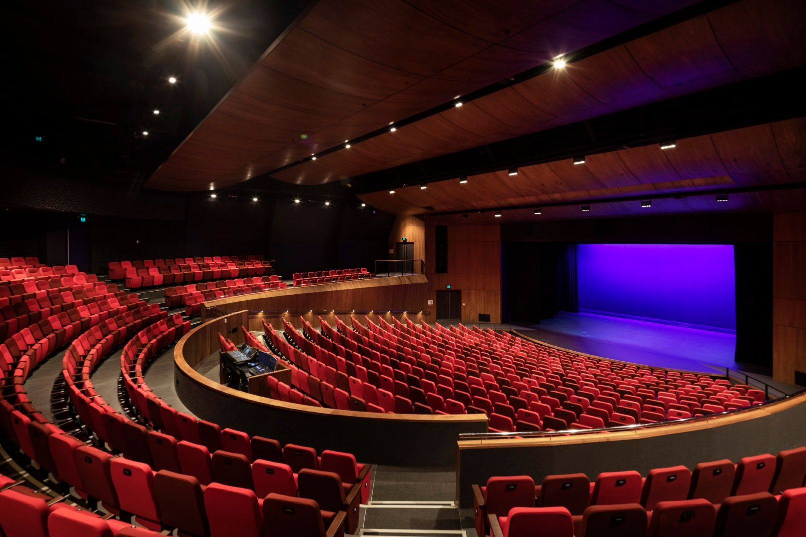 diocesan school for girls performing arts centre auditorium