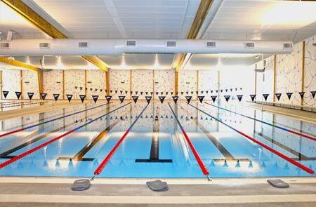 northern arena pool