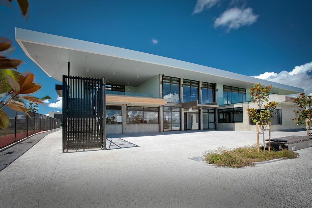papatoetoe sports centre exterior
