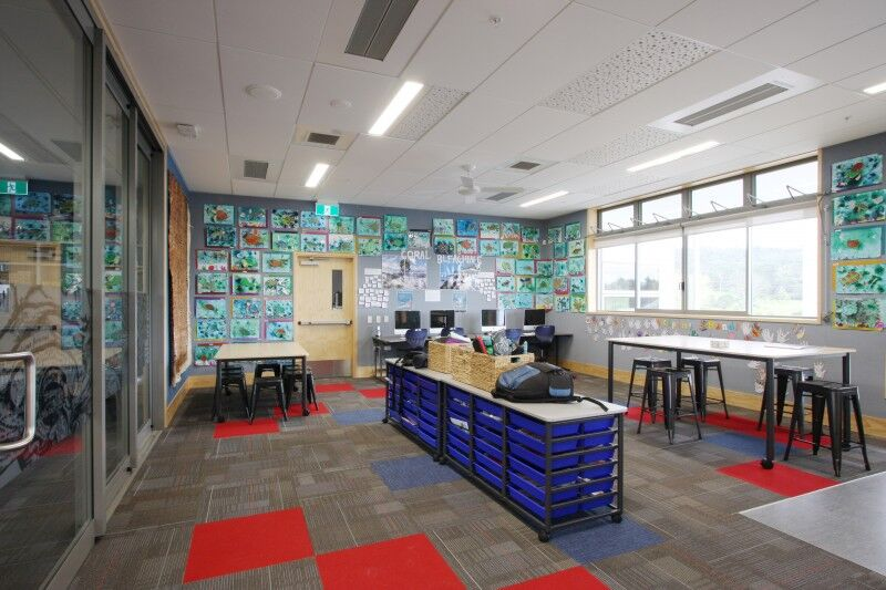 riverhead school classroom
