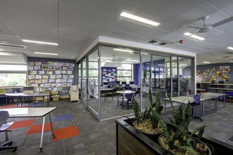 riverhead school interior