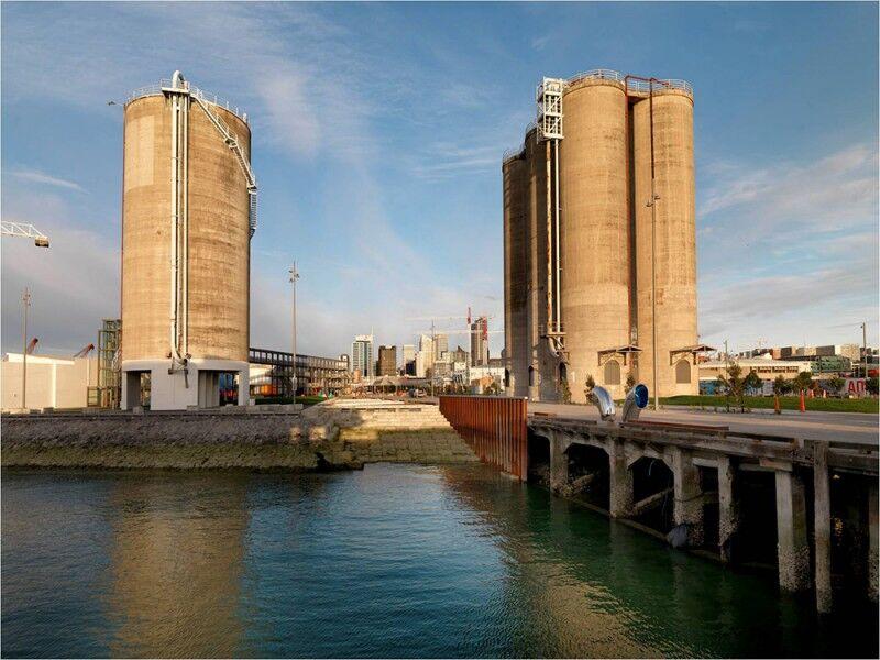 silo park silos