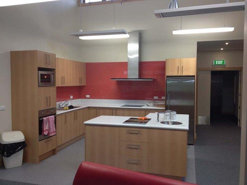 sunnydene special school kitchen