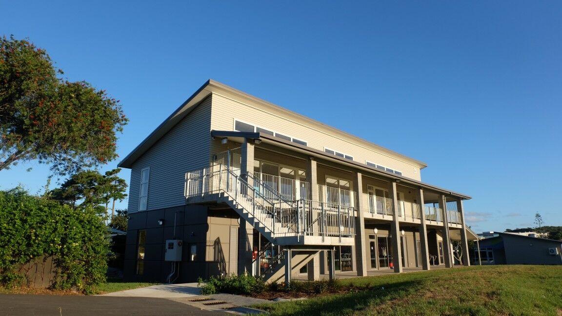 sylvia park school exterior