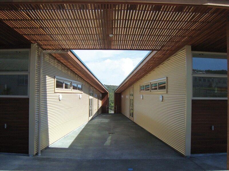 whangaparaoa training centre exterior