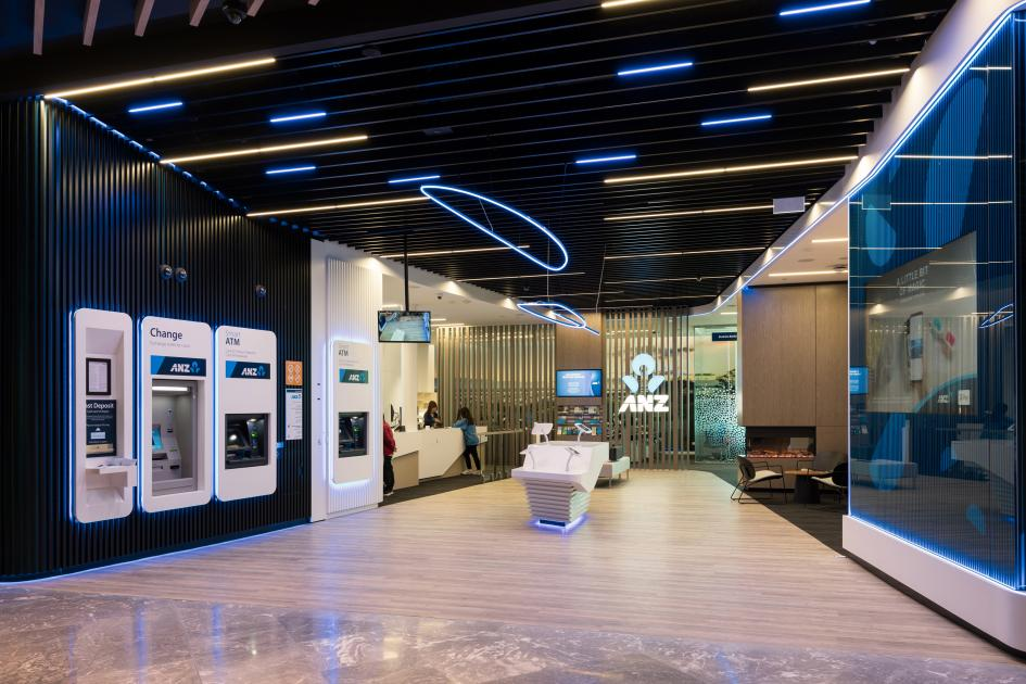 ANZ Newmarket Lobby  of