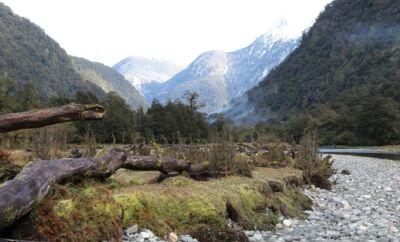 Valleys project - Irene Valley