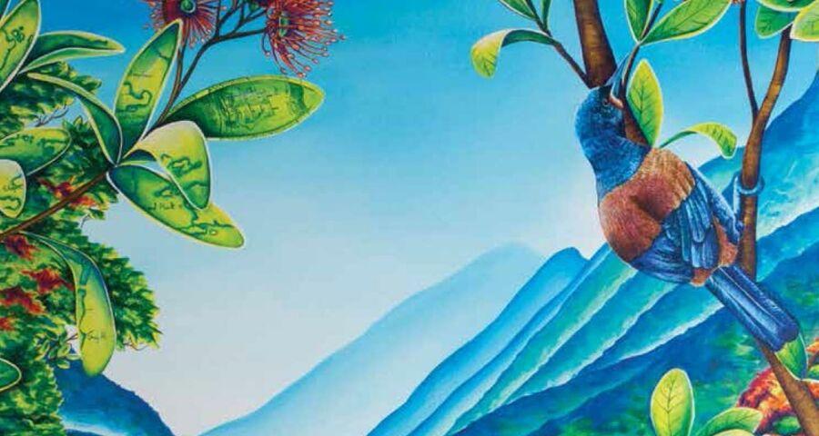 project Tamatea Art Exhibition