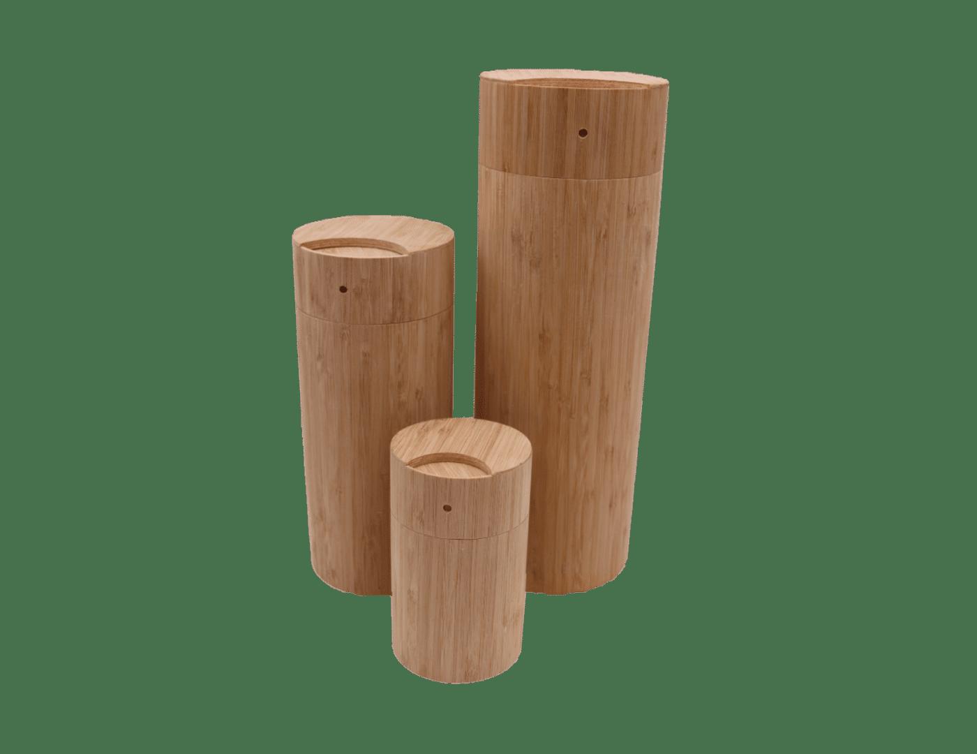 Bamboo Scatter Tube