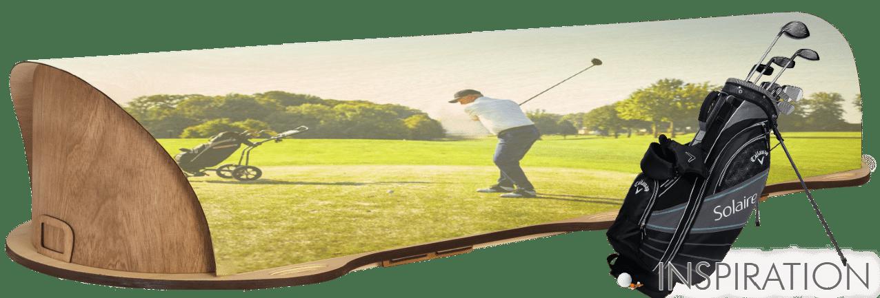 Inspiration - Golfer