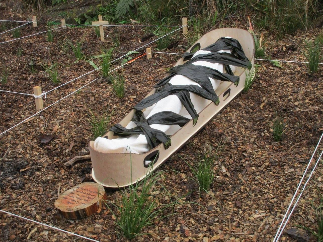 Waikumete Natural Burial Grounds opening