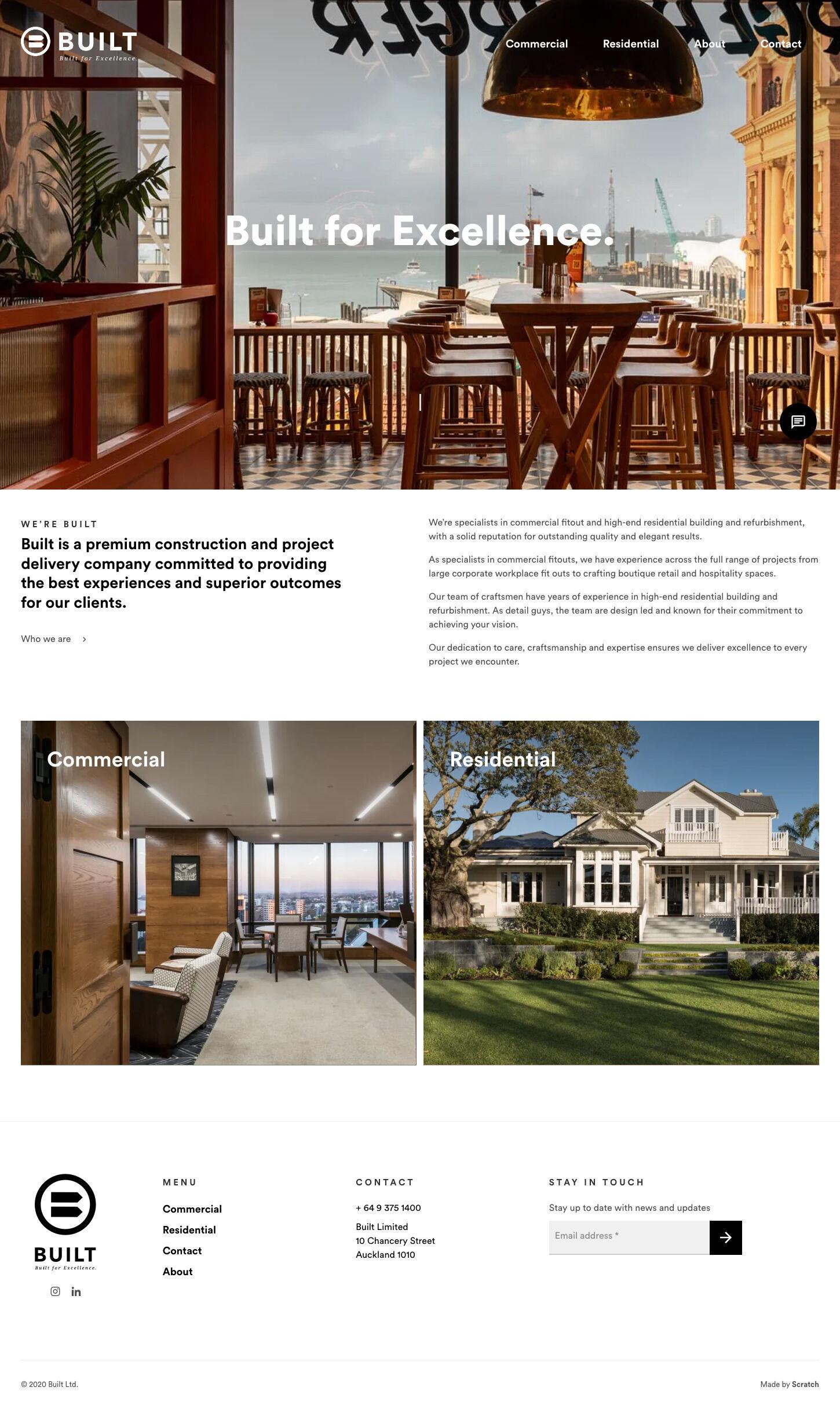 ss built home