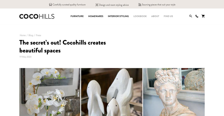ss cocohills blog single