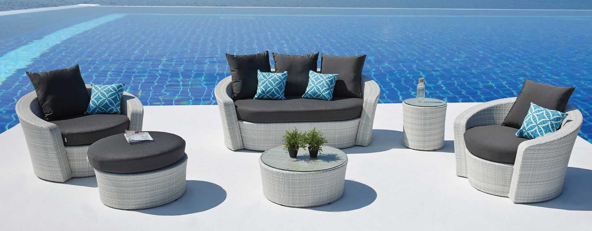 Barbados Rattan Outdoor Lounge Furniture