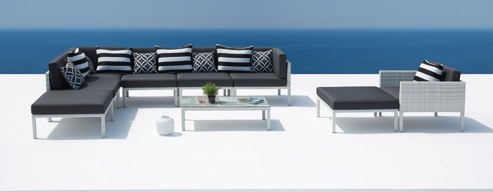 Florence Outdoor Lounge Furniture