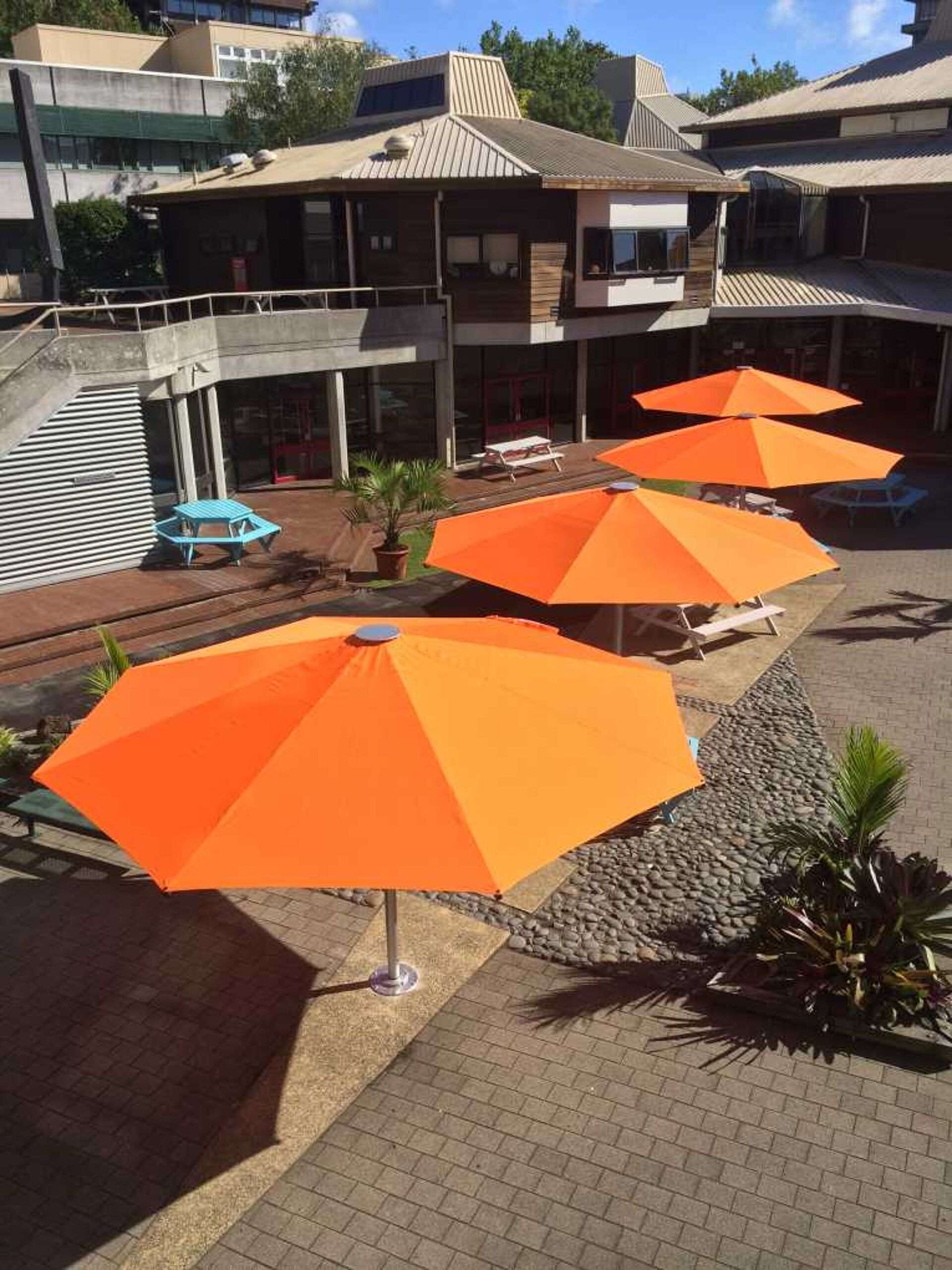 University of Auckland Tempest Commercial Outdoor Umbrella