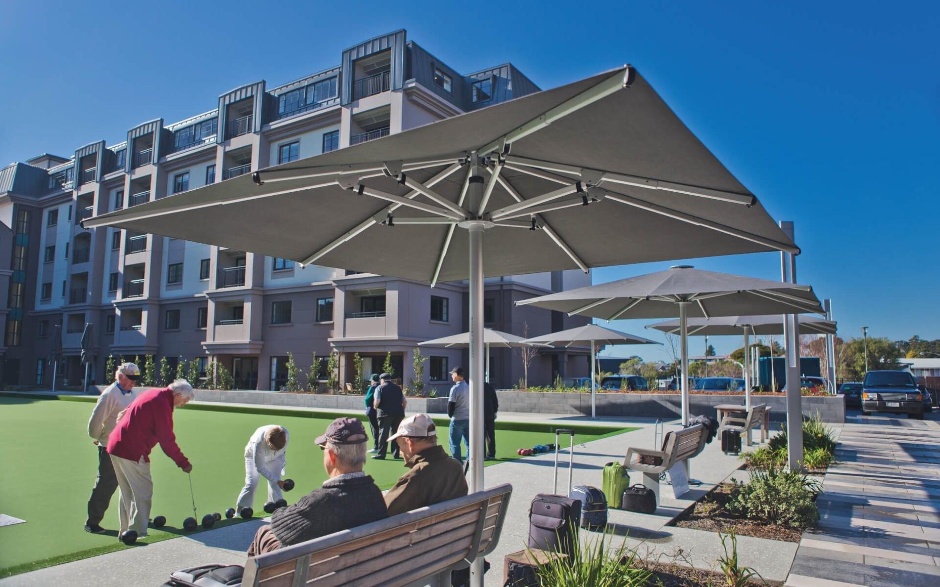 Large Outdoor Umbrellas NZ