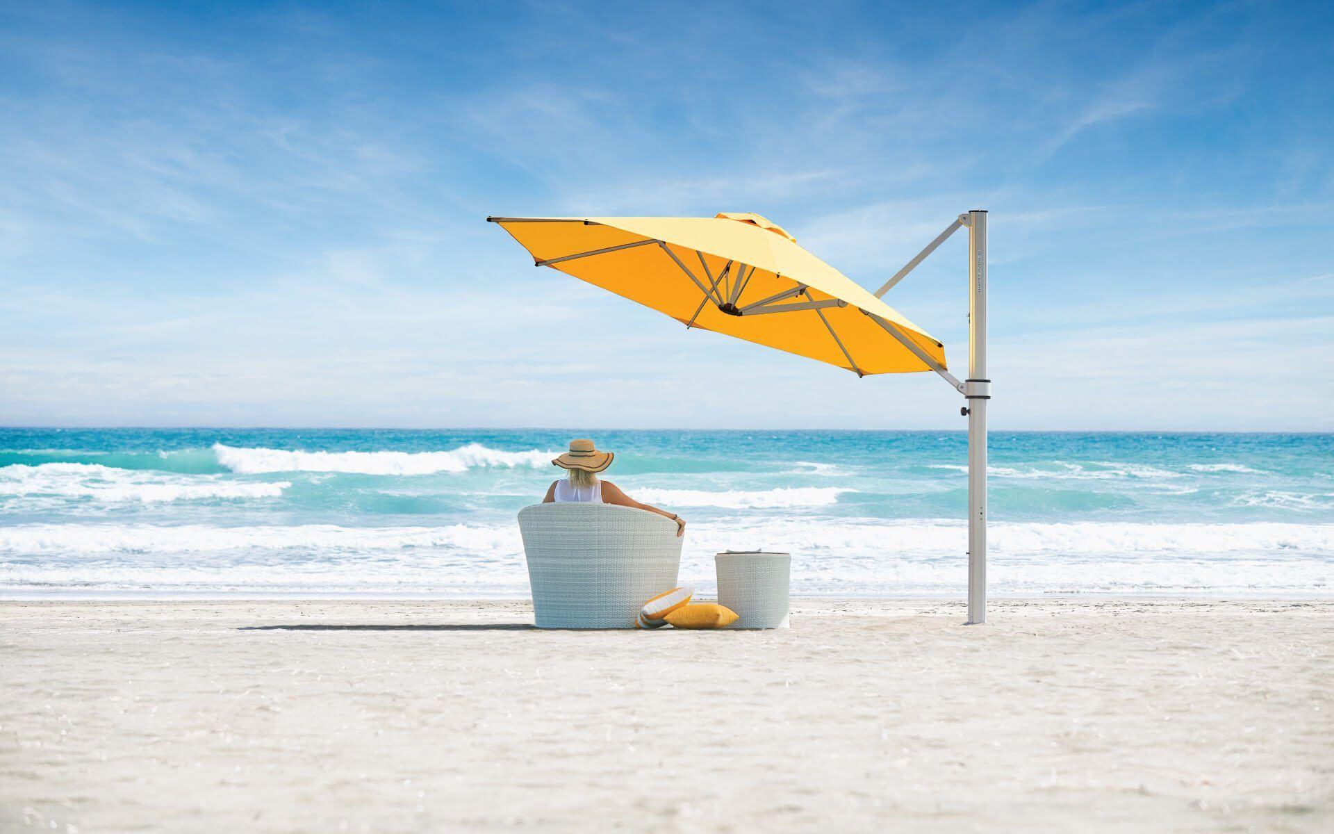 Riviera Cantilever Umbrella NZ