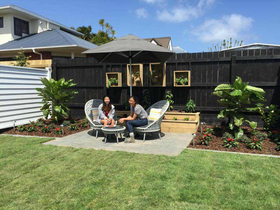 The Block NZ Villa Wars Sarah and Minanne Shade7