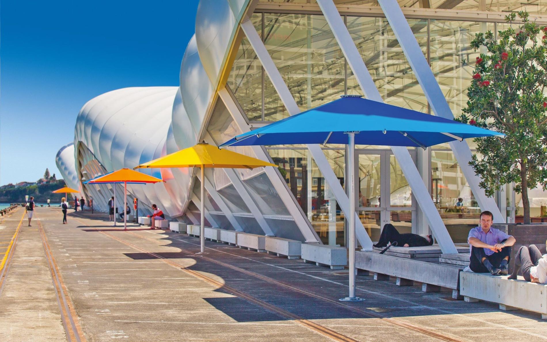 Commercial Outdoor Umbrellas Auckland