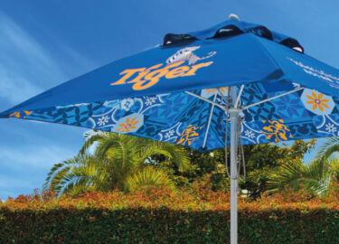 Tiger Branded Outdoor Umbrella