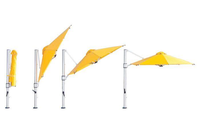 Tilting Cantilever Umbrella - Riviera